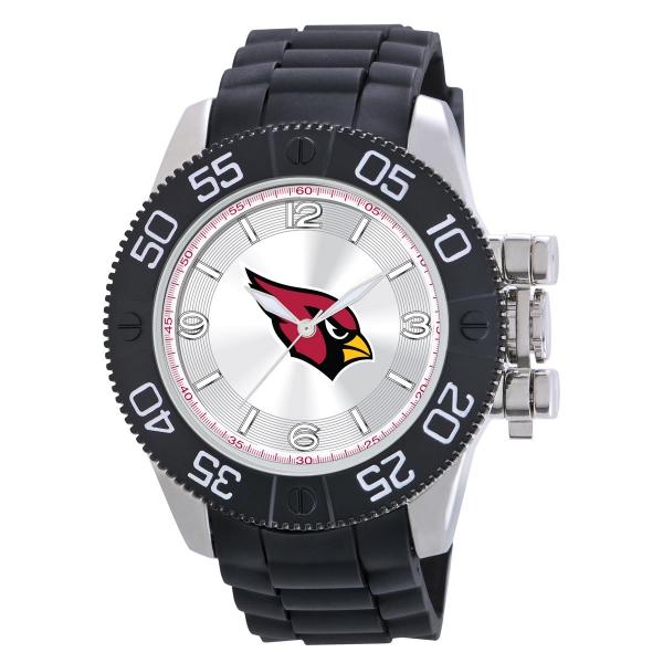 Arizona Cardinals Mens Heavy Duty Watch - Beast