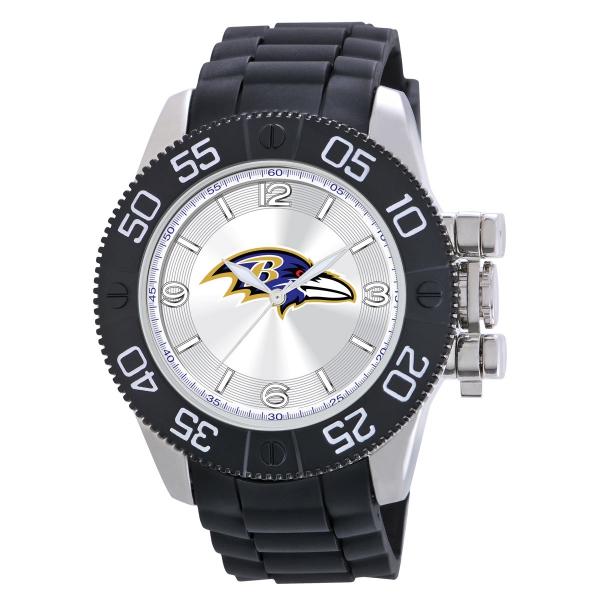Baltimore Ravens Mens Heavy Duty Watch - Beast