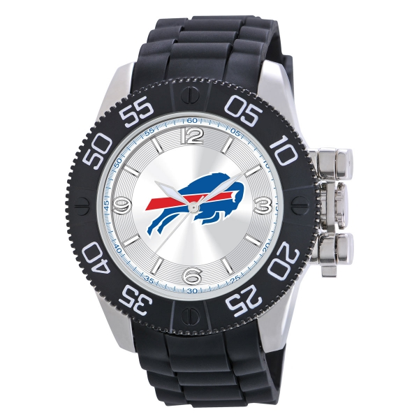 Buffalo Bills Mens Heavy Duty Watch - Beast