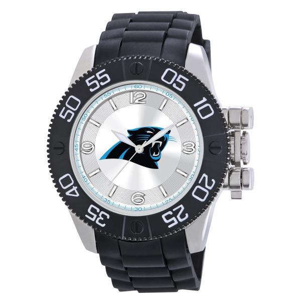 Carolina Panthers Mens Heavy Duty Watch - Beast