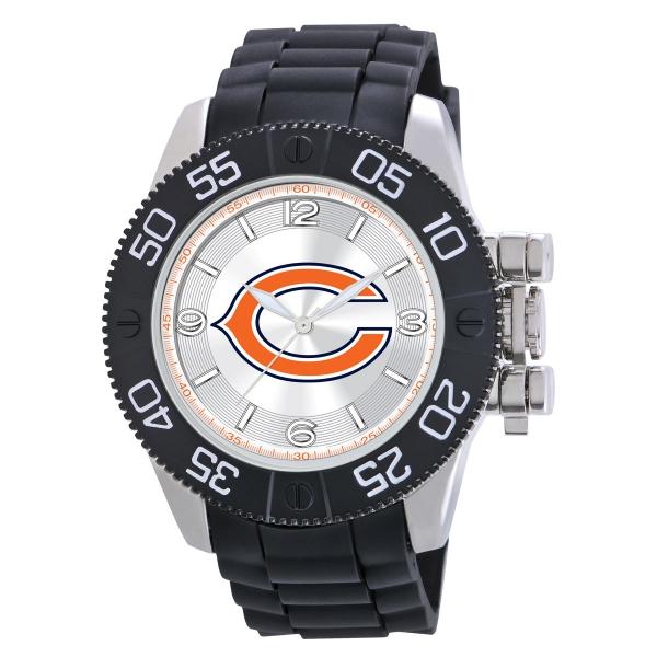 Chicago Bears Mens Heavy Duty Watch - Beast