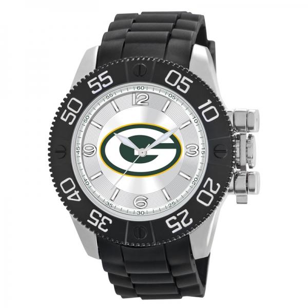 Green Bay Packers Mens Heavy Duty Watch - Beast
