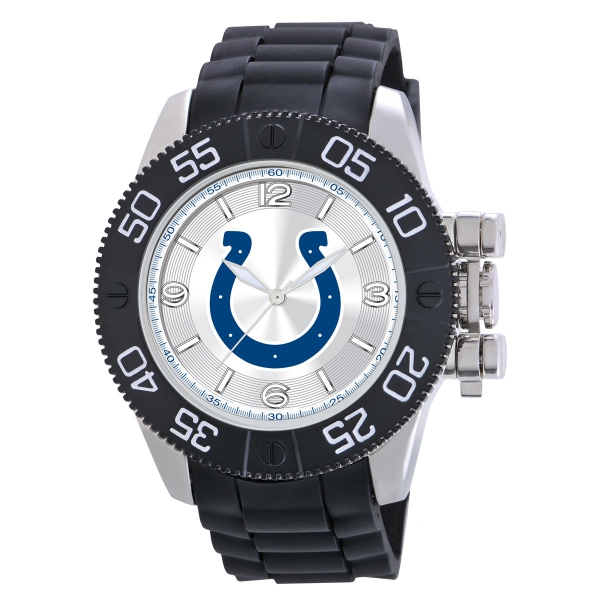 Indianapolis Colts Mens Heavy Duty Watch - Beast