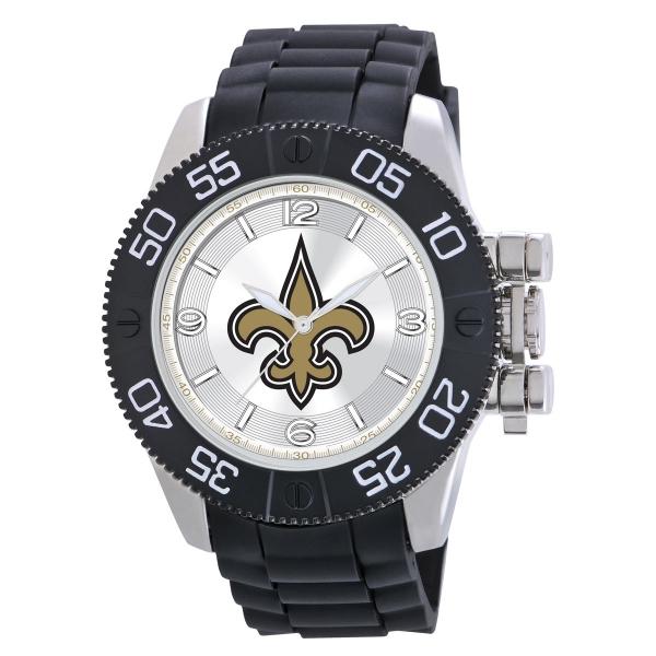 New Orleans Saints Mens Heavy Duty Watch - Beast