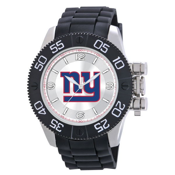 New York Giants Mens Heavy Duty Watch - Beast