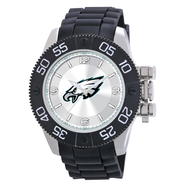 Philadelphia Eagles Mens Heavy Duty Watch - Beast