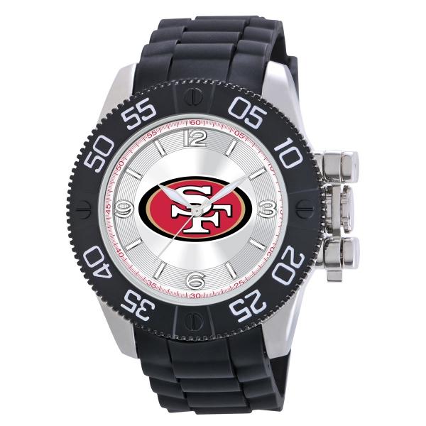San Francisco 49ers Mens Heavy Duty Watch - Beast