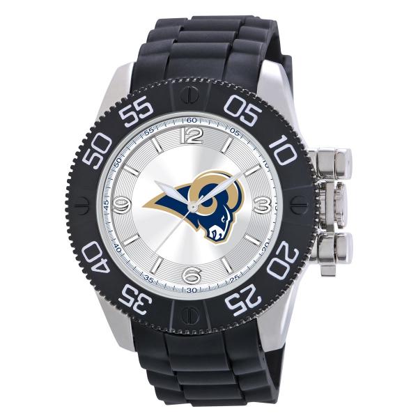 St Louis Rams Mens Heavy Duty Watch - Beast