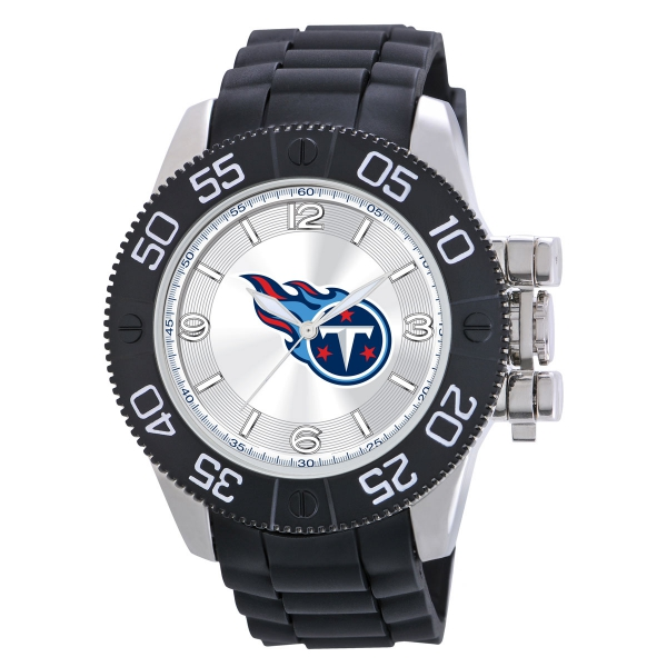 Tennessee Titans Mens Heavy Duty Watch - Beast
