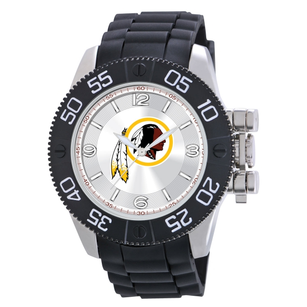 Washington Redskins Mens Heavy Duty Watch - Beast