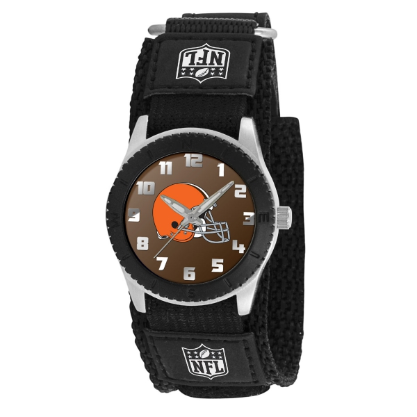 Cleveland Browns Kids Watch - Rookie Black