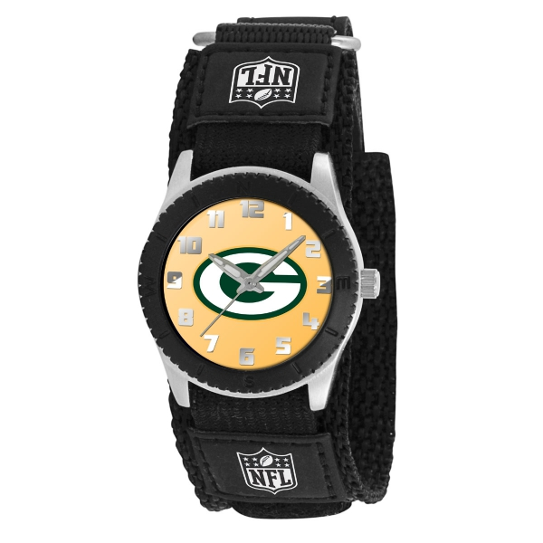Green Bay Packers Kids Watch - Rookie Black