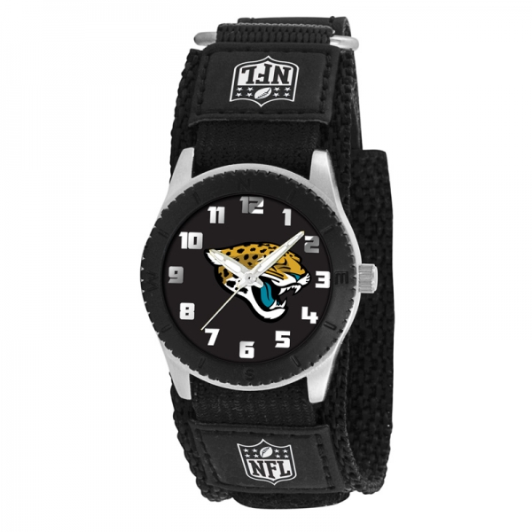 Jacksonville Jaguars Kids Watch - Rookie Black