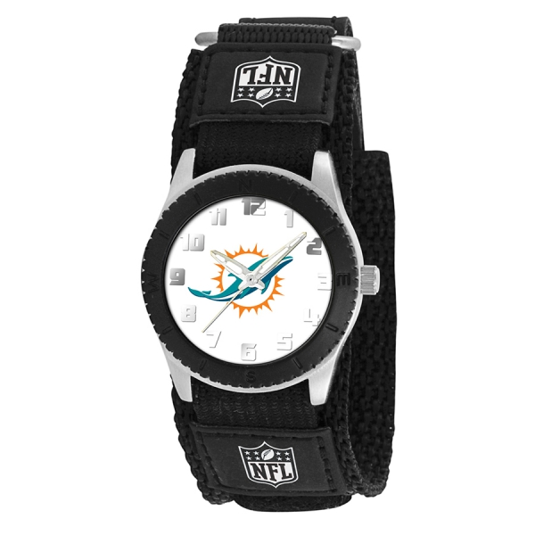 Miami Dolphins Kids Watch - Rookie Black