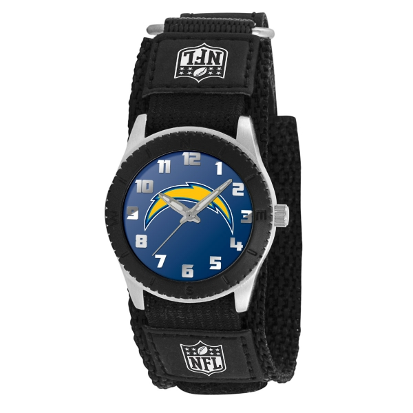 San Diego Chargers Kids Watch - Rookie Black
