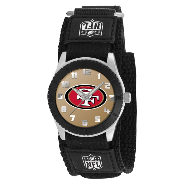 San Francisco 49ers Kids Watch - Rookie Black
