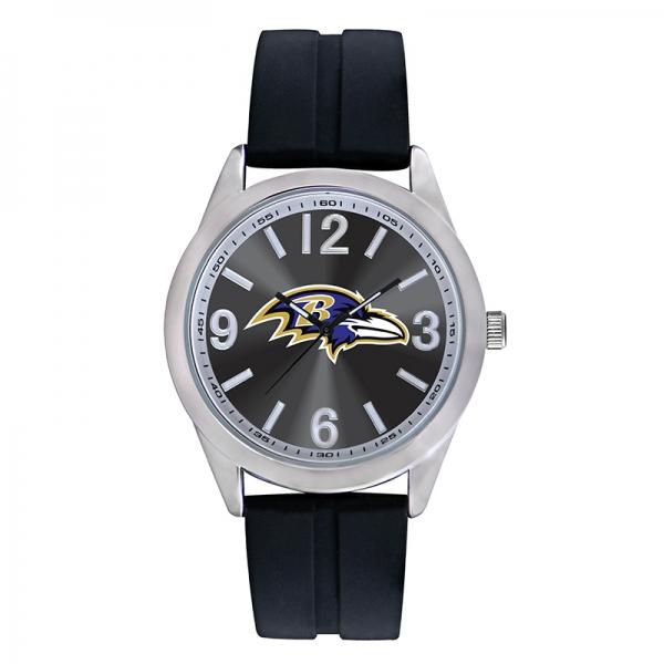 Baltimore Ravens Mens NFL Watch - Varsity