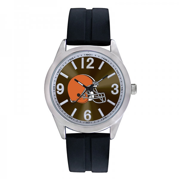 Cleveland Browns Mens NFL Watch - Varsity