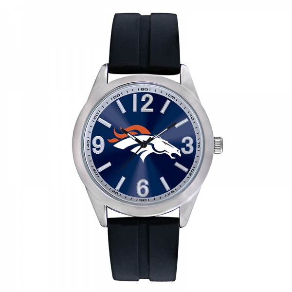 Denver Broncos Mens NFL Watch - Varsity