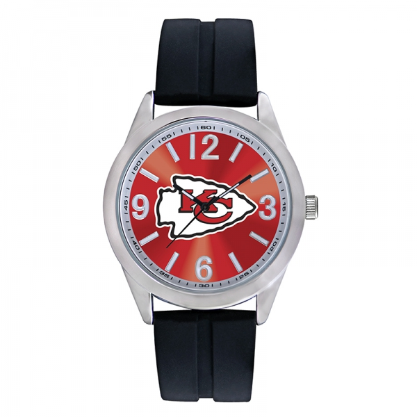 Kansas City Chiefs Mens NFL Watch - Varsity