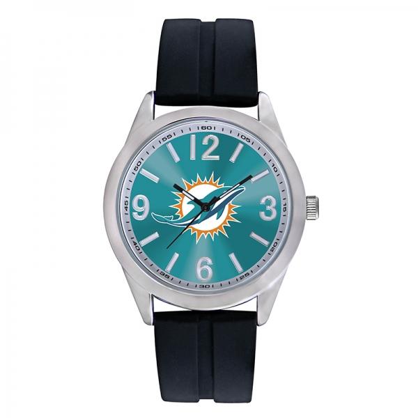 Miami Dolphins Mens NFL Watch - Varsity