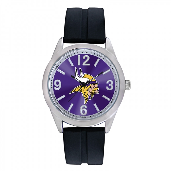 Minnesota Vikings Mens NFL Watch - Varsity
