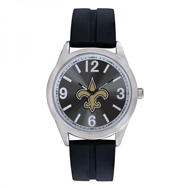 New Orleans Saints Mens NFL Watch - Varsity