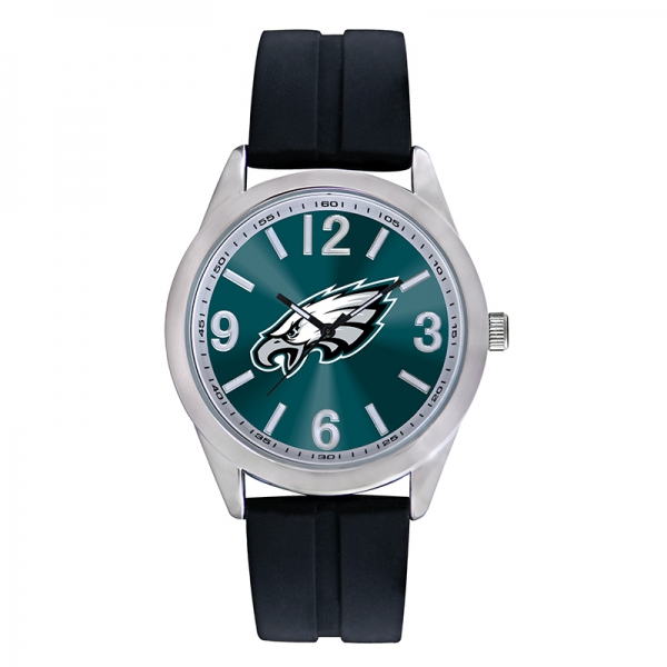Philadelphia Eagles Mens NFL Watch - Varsity