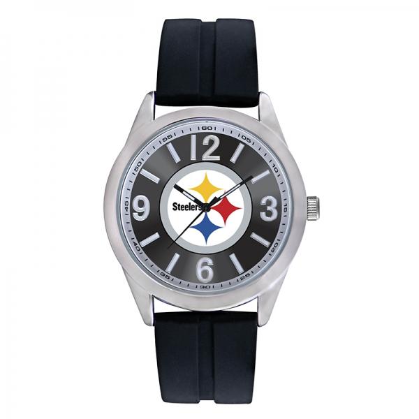 Pittsburgh Steelers Mens NFL Watch - Varsity