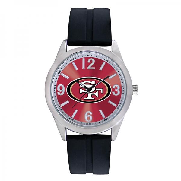 San Francisco 49ers Mens NFL Watch - Varsity