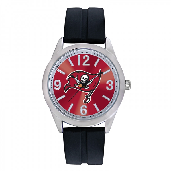 Tampa Bay Buccaneers Mens NFL Watch - Varsity