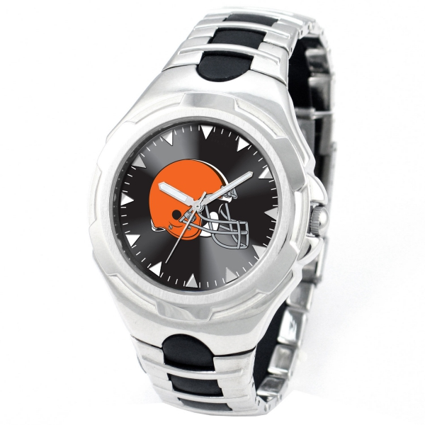 Cleveland Browns Adult Mens Watch - Victory
