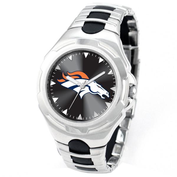 Denver Broncos Adult Mens Watch - Victory