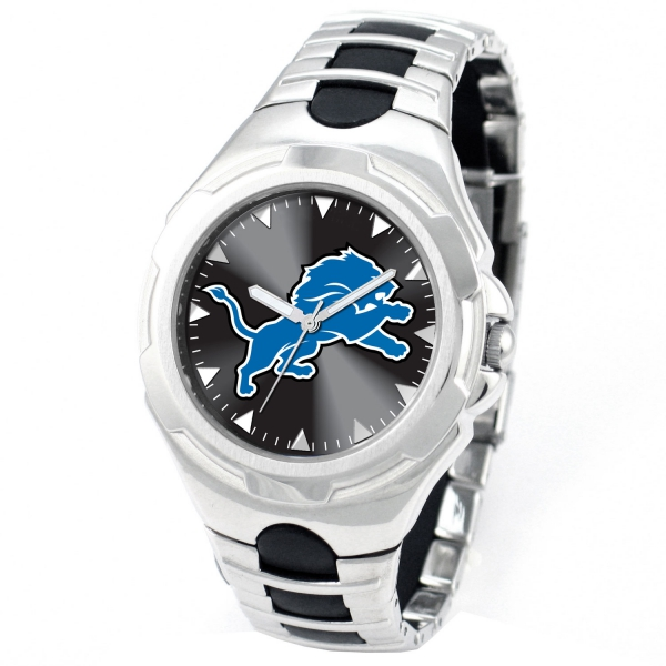 Detroit Lions Adult Mens Watch - Victory