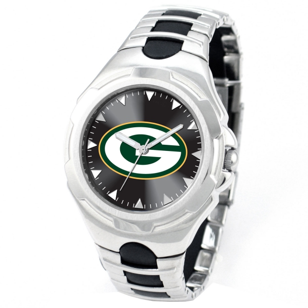 Green Bay Packers Adult Mens Watch - Victory