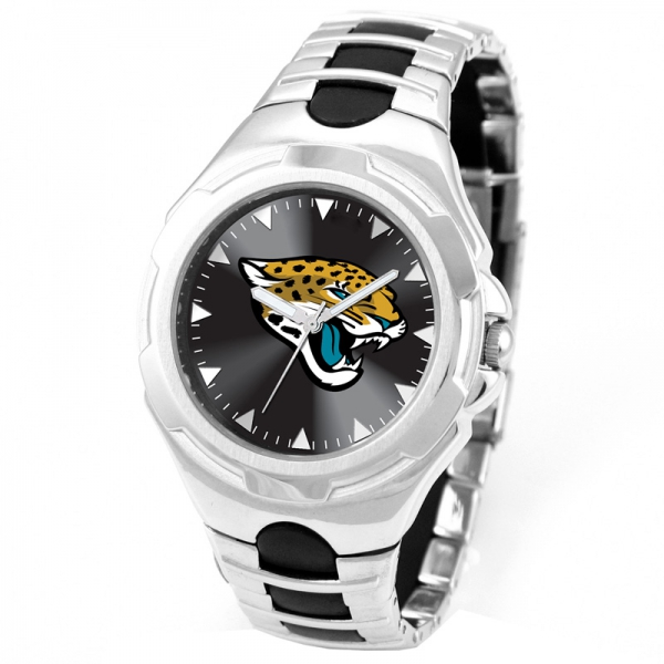 Jacksonville Jaguars Adult Mens Watch - Victory