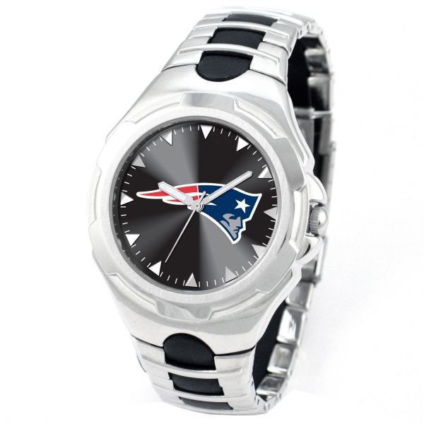 New England Patriots Adult Mens Watch - Victory