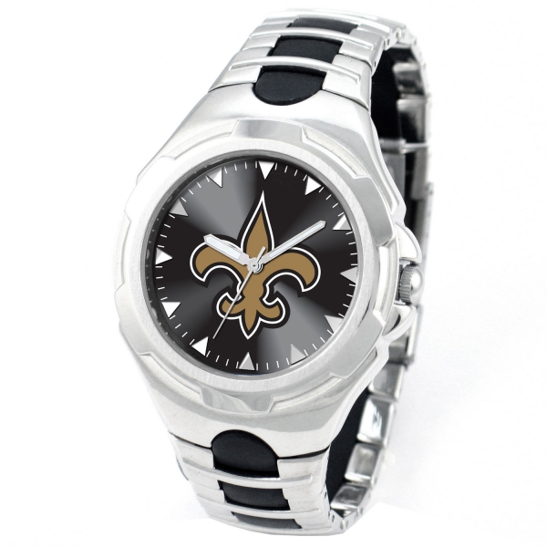 New Orleans Saints Adult Mens Watch - Victory
