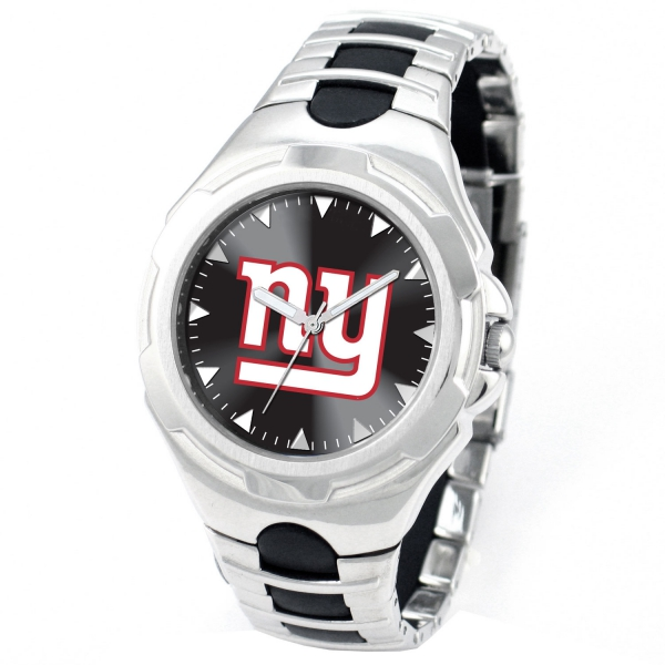 New York Giants Adult Mens Watch - Victory