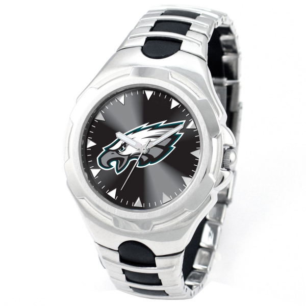 Philadelphia Eagles Adult Mens Watch - Victory