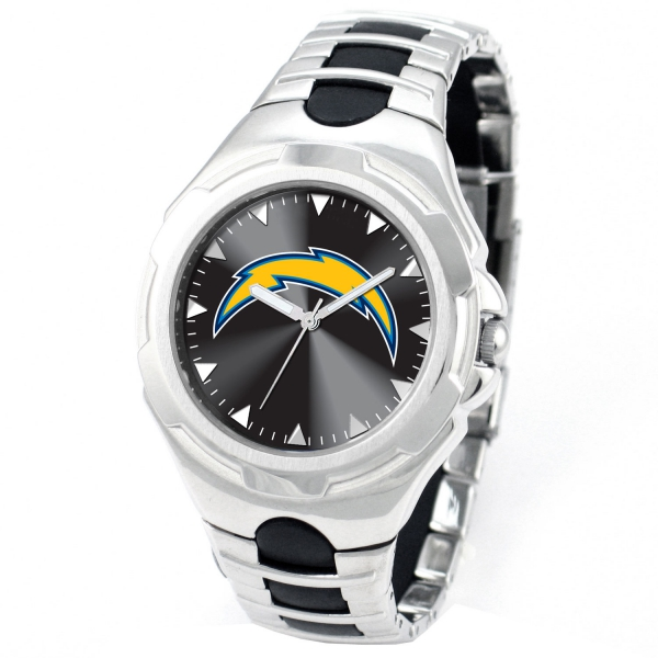 San Diego Chargers Adult Mens Watch - Victory