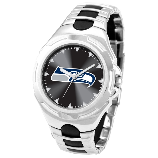 Seattle Seahawks Adult Mens Watch - Victory