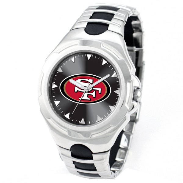 San Francisco 49ers Adult Mens Watch - Victory