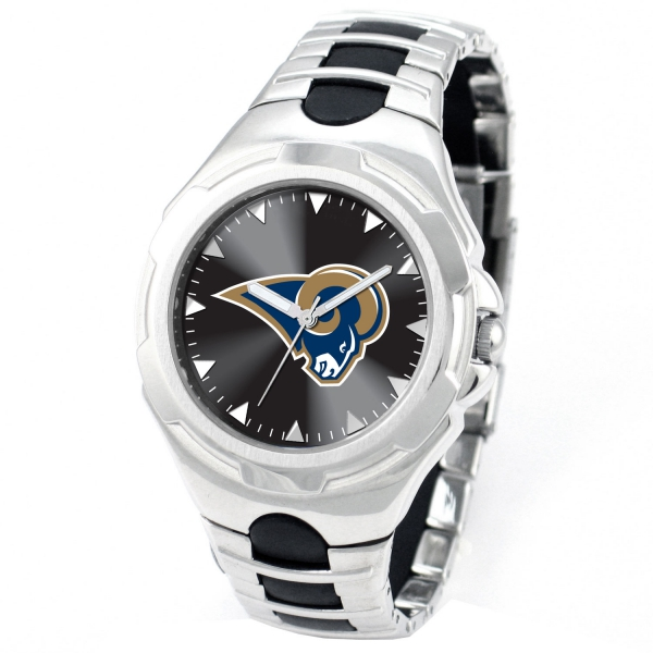 St Louis Rams Adult Mens Watch - Victory