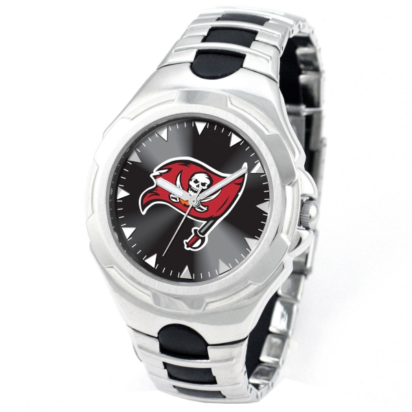 Tampa Bay Buccaneers Adult Mens Watch - Victory