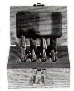 Carbide Burr Cutting Tool Set 1