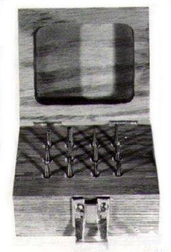 Carbide Burr Cutting Tool Set 2