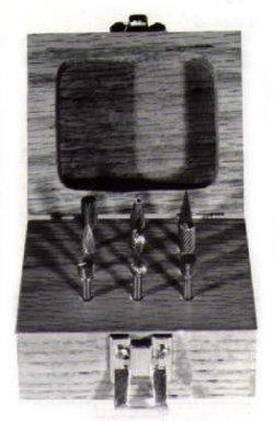 Carbide Burr Cutting Tool Set 3