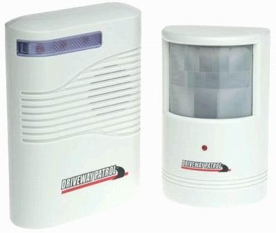Driveway Patrol Wireless Driveway Alarm System