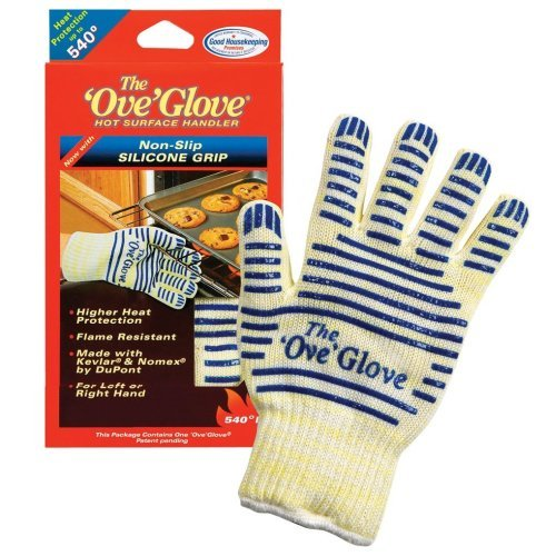 Ove Glove Oven Mitt Pot Holder Glove